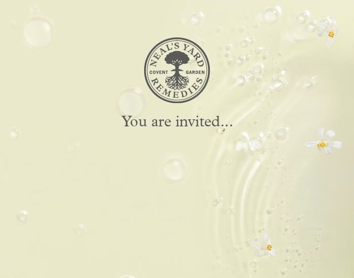 You are invited...